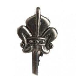 """clé """"Fleur de Lys"""""""