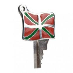 """Clé """"drapeau Basque Email"""""""